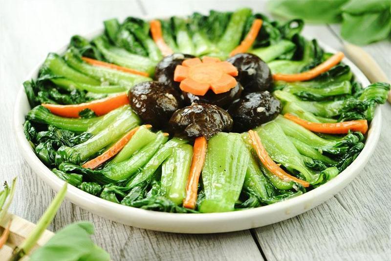 Mê mẩn với các món ngon kết hợp từ rau củ khi đãi tiệc đầy tháng