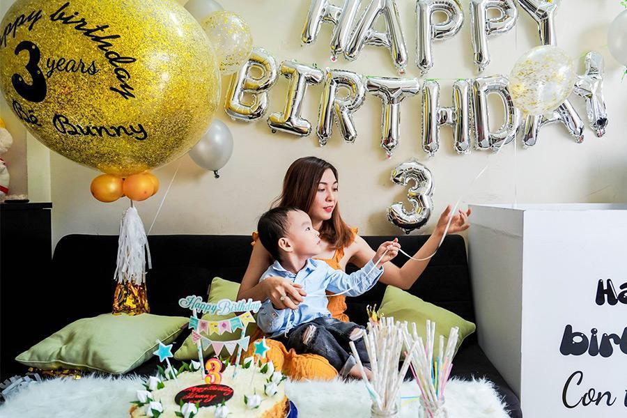 Chia sẻ kinh nghiệm tổ chức tiệc sinh nhật cho người thân