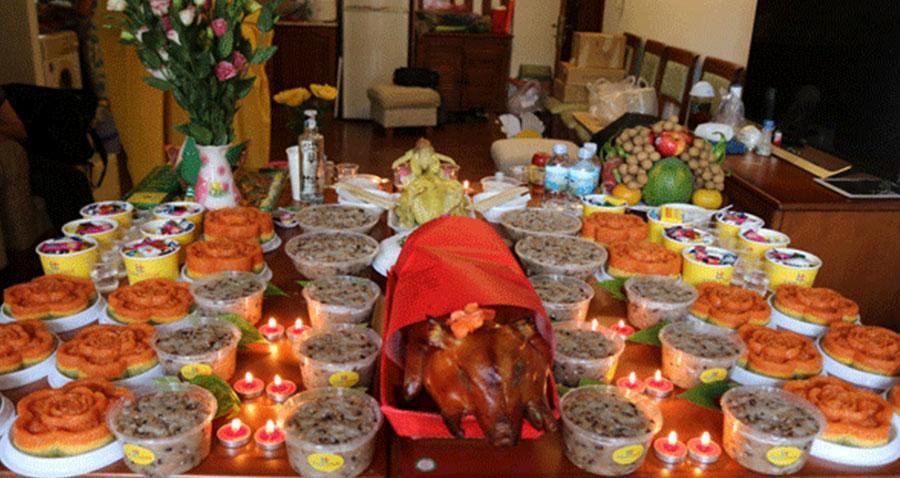 Tổ chức tiệc đầy tháng quận Gò vấp- Trang trí không gian tiệc đẹp như mơ